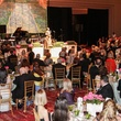 Guests listening to aria sung by HGO Studio member Natalya Romaniw at Moores School Gala March 2014