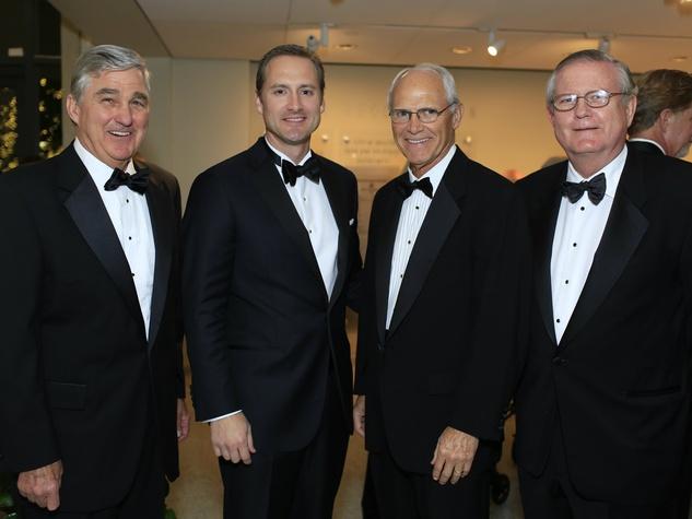Norman Smith, Burton Rhodes, Tom Rhodes, John Jackson, Flora Award