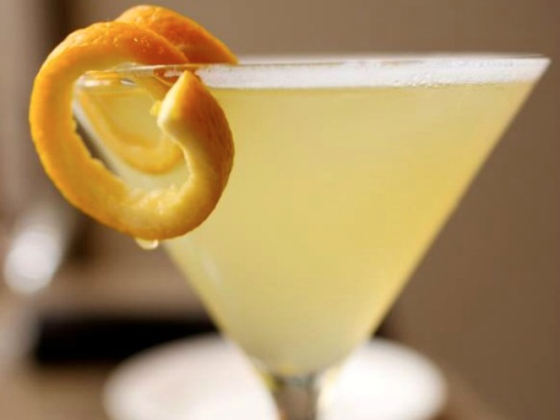 Houston, Del Friscos Steak House, VIP Martini