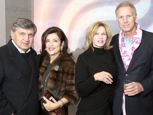 News_CM Launch Dec. 2009_Ali Ebrahimi_Danci Ware_Suzanne Ebrahimi_Lonnie Schiller