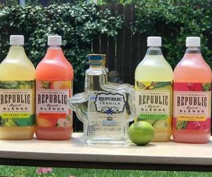 Republic Spirits Blends Mixers