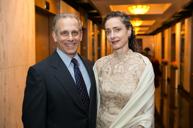45 Jay Karahan and Cynthia Doerr at the Opera in the Heights Gala June 2014
