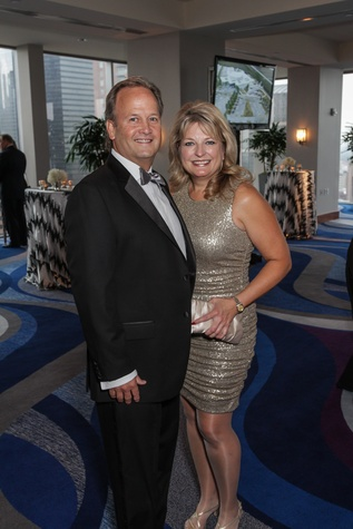 Houston, Galaxy Gala Space Center, May 2015, James Gorrie and Linda Singleton