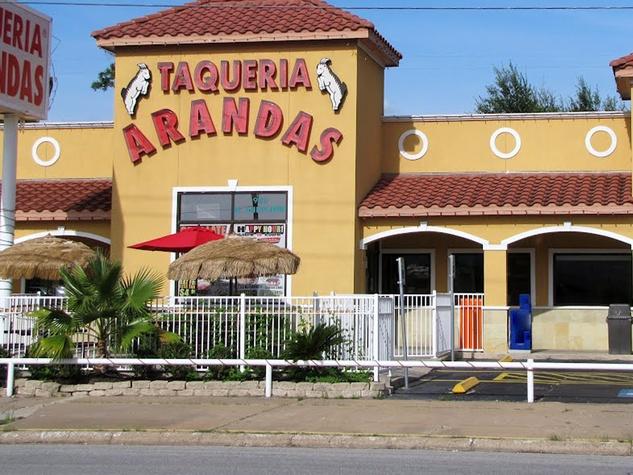 Taqueria Arandas Heights 920 N. Shepherd exerior day