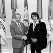 Elvis Presley Richard Nixon
