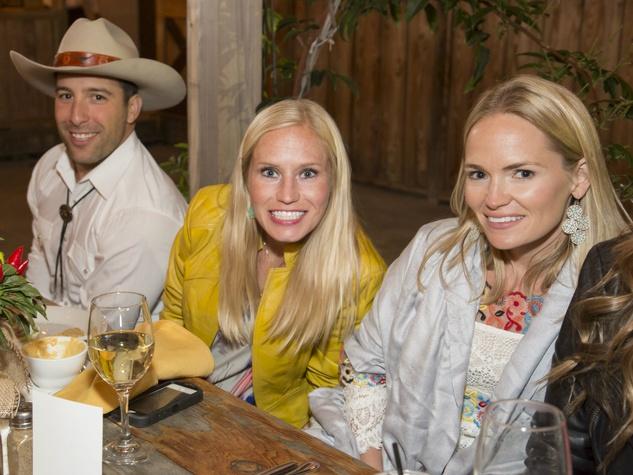 17.Jeremy Zidell, Liz Stutts, Meredith Zidell, Spirit of Taos