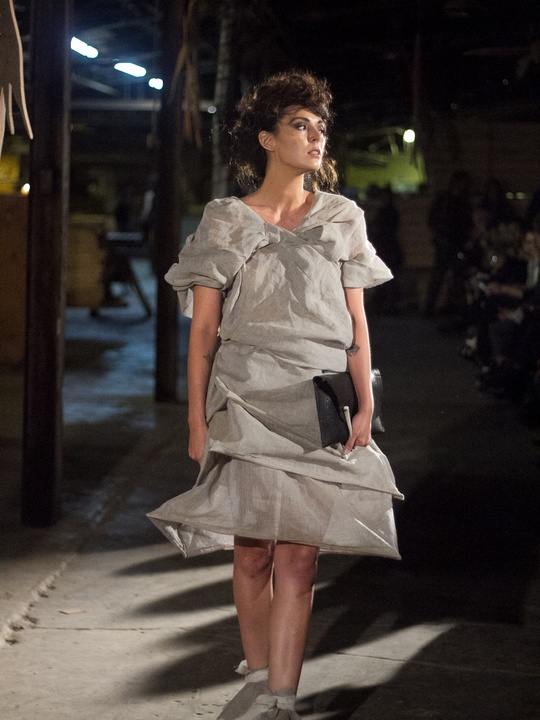 Gail Chovan Aesthetic Ghosts Fashion Show in Austin 6244