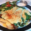 Spiral Diner, tofu benedict