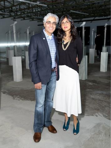 Ashis and Preeta Monga, Dallas Contemporary Loris