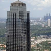 Williams Tower, Transco Tower, downtown Houston, skyline