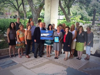 Colorado River Alliance accepts grant from Impact Austin