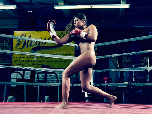 Are not nude women boxing useful