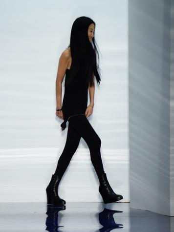 Fashion Week spring summer 2014 designer Vera Wang