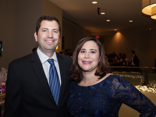 Mike and Jennifer Larsen, Elijah Rising auction co-chairs