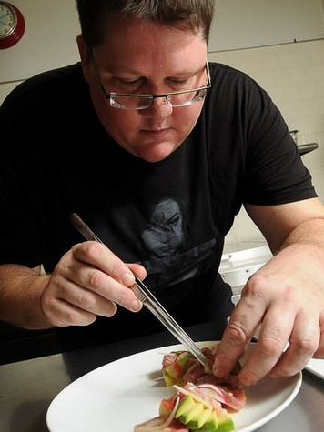 Jonathan Jones, Concepcion, chef