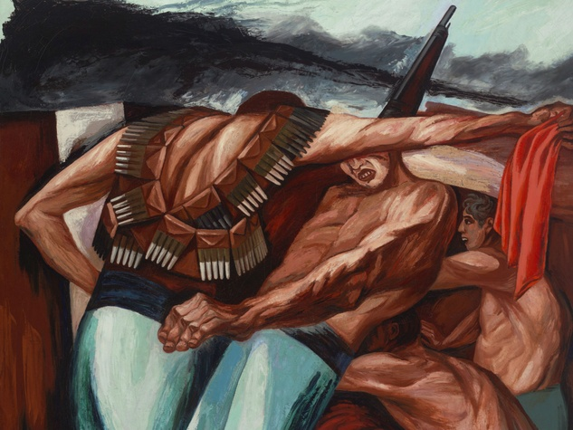 The Museum of Fine Arts, Houston presents <i>Paint the Revolution: Mexican Modernism, 1910–1950</i> opening day