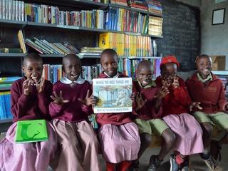 Austin Photo: News_Kevin_books of hope_Oct 2012_kenya