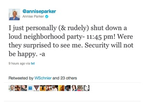 News_Annise Parker_tweet_shut down party