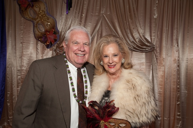 41 David and Mary Ann McKeithan at the Eye Ball February 2015