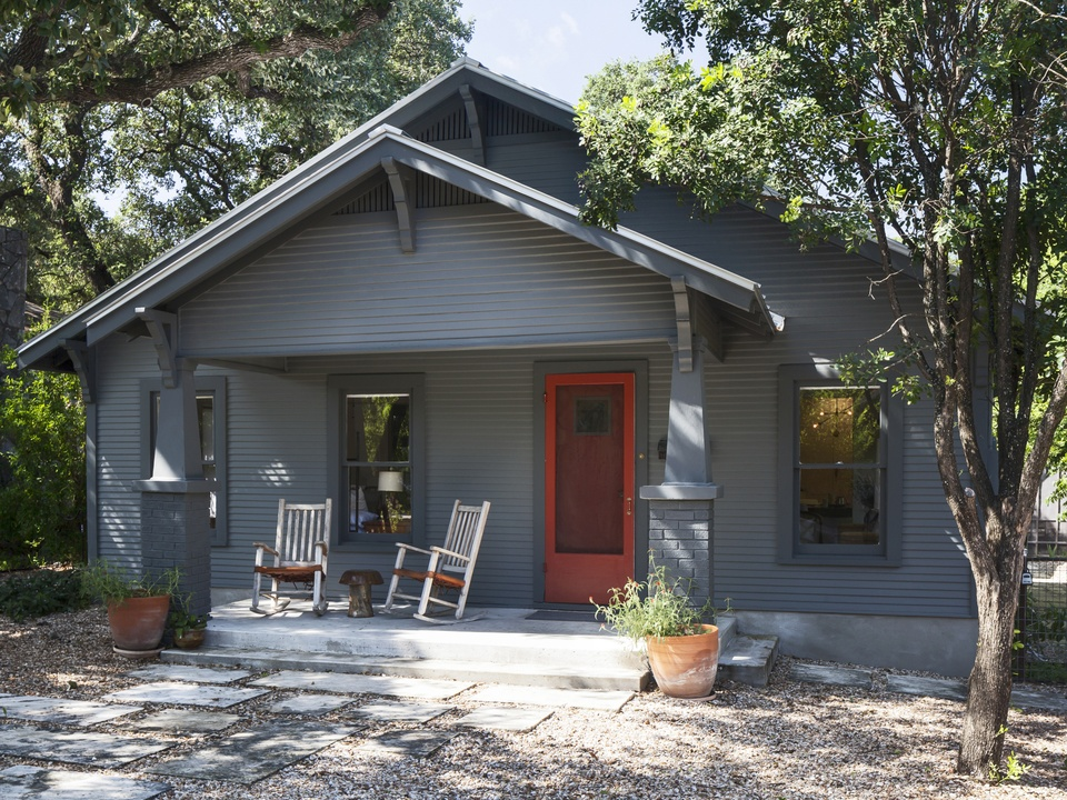 Preservation Austin Historic Homes Tour 2017 907 West Annie