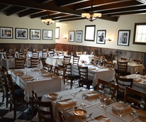 Al Fico dining room
