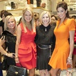 Leisa Street, Angela Malone, Paige Lane, Sunie Solomon, Crystal Charity Ball, Alexander McQueen