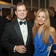 The Menil 25th anniversary gala, December 2012, Brian McCabe, Elisabeth McCabe