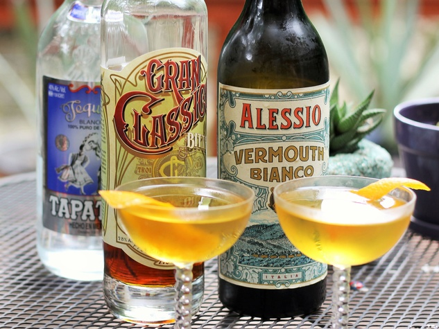 how to make your own americano vermouth