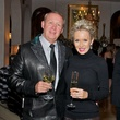 Roemer-Saks Fifth Avenue Party, November 2012, George Lindahl, Diane Lindahl
