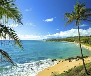 Wailua Bay, Kaua'i