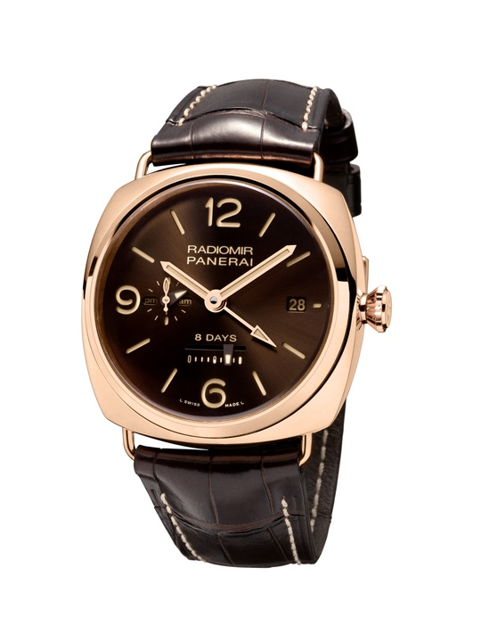 Zadock Jewelers watch Panerai