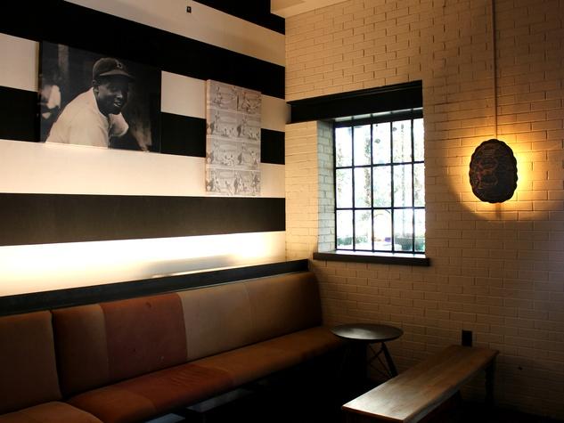 Parlor & Yard bar Dunlap ATX west sixth February 2016 turtle light photo wall