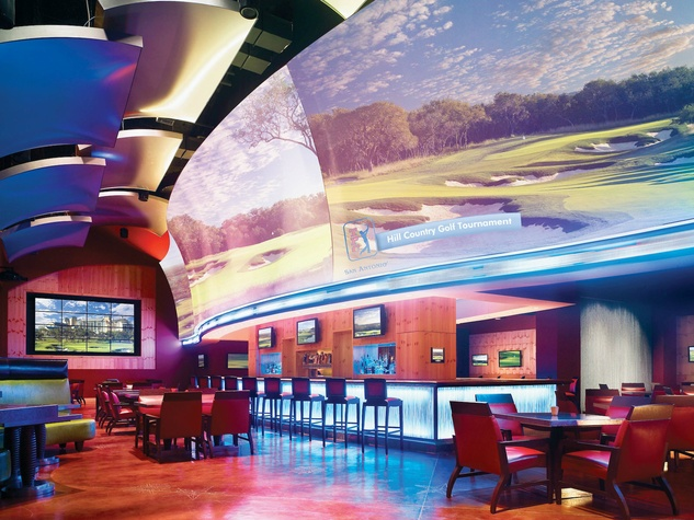 JW Marriott San Antonio bar