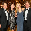 Mandy and Charles Townsend, Kristie and Greg Konstans, Billiard Ball