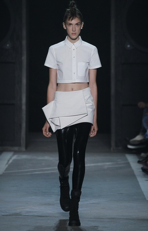 Marc by Marc Jacobs spring 2015 collection Look 29