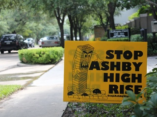 News_Ashby HighRise_Protest Sign3_May 2012