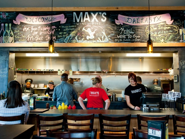 Max's Wine Dive in Dallas
