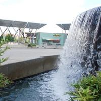 Places-Unique-Jones Plaza-waterfall-1