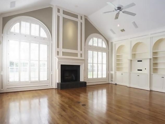 Astros $100 million man Carlos Lee sells Sugar Land mansion November 2014 fireplace in living room