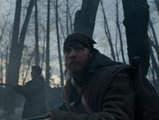 Tom Hardy in The Revenant