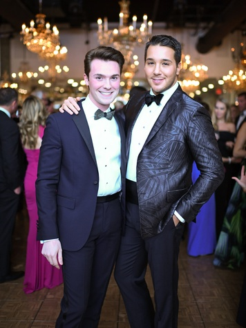 Jungle Book Gala, William Finnorn, Lucas Somoza