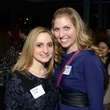 12 Rachel Katz, left, and Maegan Greenberg at the Holocaust Museum Houston's Next Generation Young Professionals kickoff party November 2013