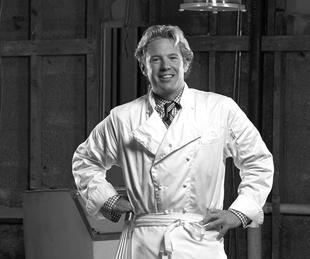 Chef Nick Badovinus
