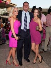 015_Party in Pink, Hotel ZaZa, July 2012, Tiffany Torregrossa, Jason Gibson, Stephanie Kelley