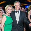 Cathy and Giorgio Borlenghi at the Circle of Life Gala April 2015