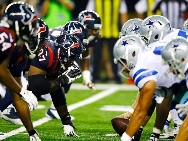 Texans to play Cowboys in Arlington instead of Houston due to weather