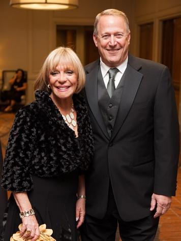 33. Lin and Bill Smolensky at the Stehlin Foundation Gala October 2013