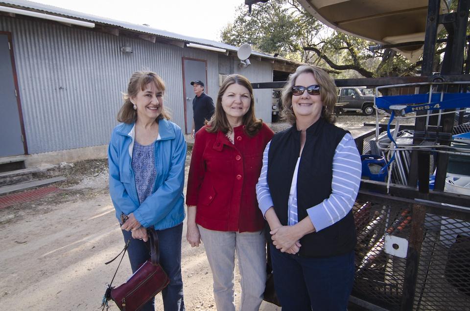 Austin Photo Set: News_jon_texas river school_fundraiser_march 2013_8