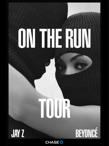 Beyonce and Jay Z On the Run Tour