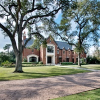 Houston, most expensive homes, 1722 River Oaks Blvd., January 2013, front exterior